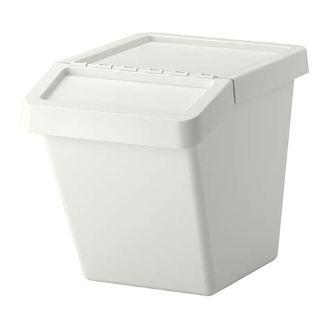 ikea recycling bin more than just waste sorting homesfeed sortera waste sorting bin with lid 60 l ikea