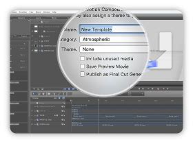 cut pro motion templates export your apple motion template to cut pro x