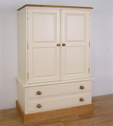 Child S Wardrobe by Farrow Painted Children S Wardrobe With Drawers