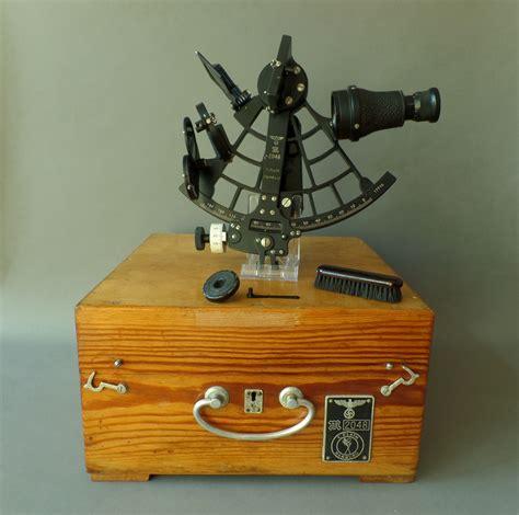 sextant test te koop kriegsmarine micrometer sextant van carl plath