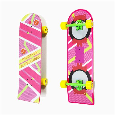 back to the future 710 clip skateboard hoverboard and hoverboard skateboards whatever skateboards