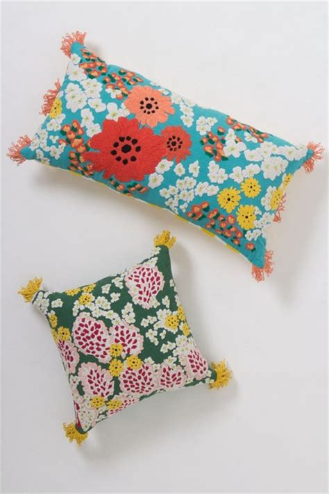 Tassels For Pillows by Arbor Tassel Pillow Decorative Pillows By Anthropologie