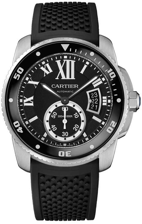 W7100056 Cartier Calibre De Cartier Diver Mens Automatic Watch