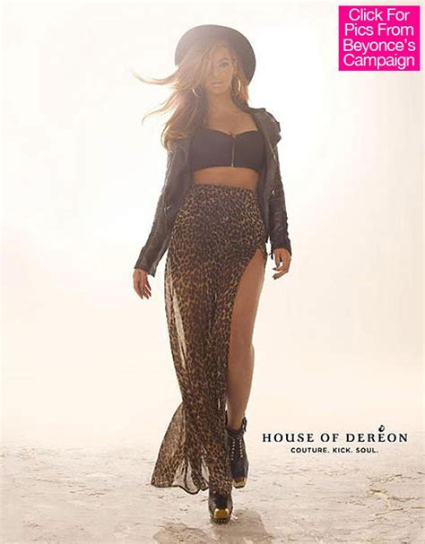 house of dereon jeans pics beyonce for house of dereon stuns in line s fall 2012 shoot hollywood life