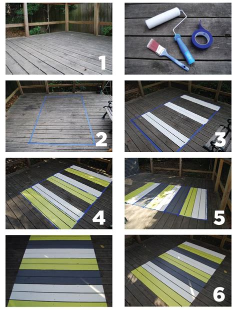 cheap outdoor rugs for patios project a painted patio rug is easy and inexpensive easy diy around the home