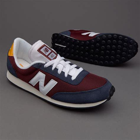 sepatu sneakers new balance u410 burgundy