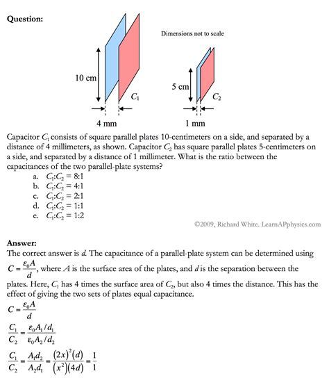 capacitors network physics problem physics capacitor and capacitance 28 images capacitance learn ap physics physics 1 and 2