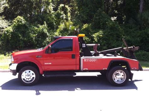 used wrecker beds for sale purchase used 2003 f450 self loader tow truck dynamic 601