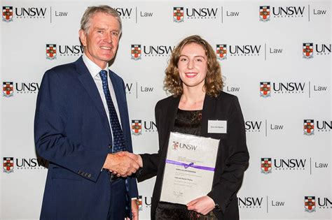 Award Letter Unsw to graduate to global firm port macquarie news