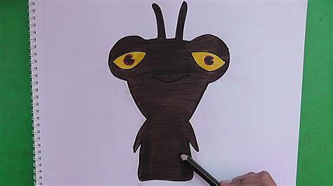 imagenes para pintar de burpy bajoterra como dibujar y pintar a volcan bajoterra how to draw