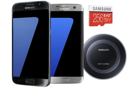 Samsung S8 Gift Card - deal get a samsung galaxy s7 or s7 edge with free gift card 256 gb memory card and