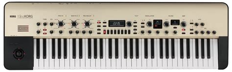 kingkorg synthesizer review a digital synthesizer for