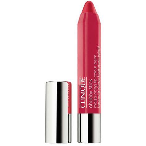 Clinique Stick Chunky Cherry clinique stick moisturizing lip colour balm 3 gr chunky