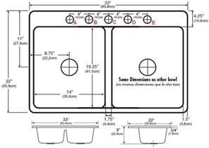 Average Kitchen Sink Width Exellent Average Kitchen Sink Size Intended Decorating