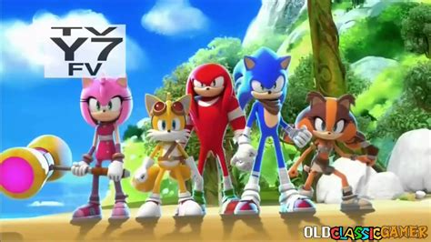 sonic boom opening intro hd youtube