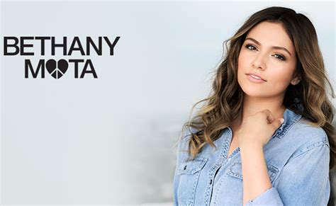 youtuber bethany mota snatches the cover of latina youtube star bethany mota to sell her new apparel line on qvc