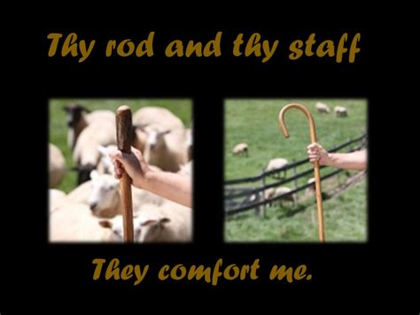 your rod and your staff comfort me gallery psalm 23 rod and staff anatomy diagram charts
