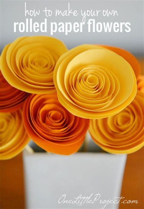 rolled paper flower pattern how to make rolled paper flowers paper flowers super