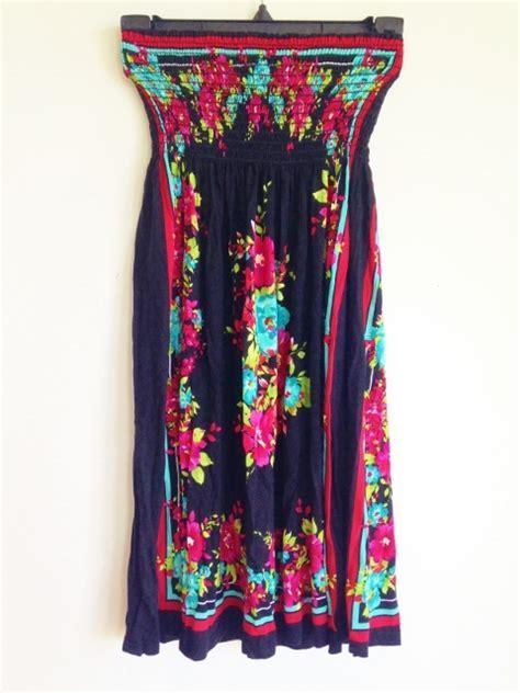 Bando Forever21 Flower Pattern Hair Band black neon floral forever21 dress on storenvy