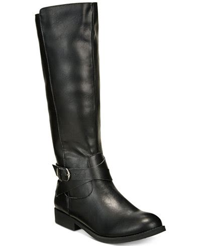 style  madixe wide calf riding boots created  macy