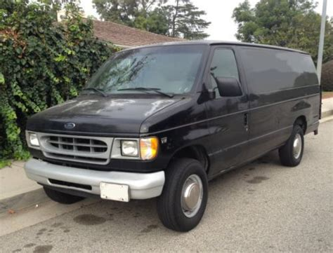 how cars run 1999 ford econoline e350 navigation system find used 1998 ford econoline e350 supervan extended with iftgate in van nuys california