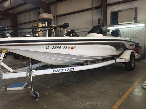 bass tracker nitro boats bass tracker nitro 901 cdx 2003 for sale for 1 000