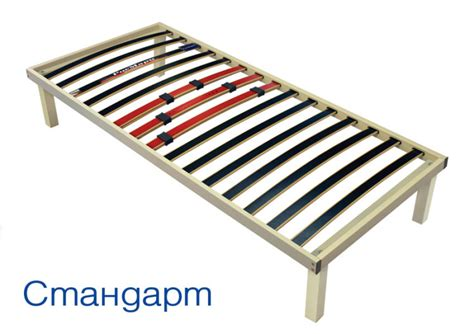 regular mattress on futon frame mattress frame rossmari standard variant genomax