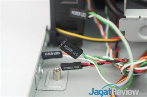 Kabel Power Molex Ke 2x Sata on review cooler master mini 110 cocok untuk pc