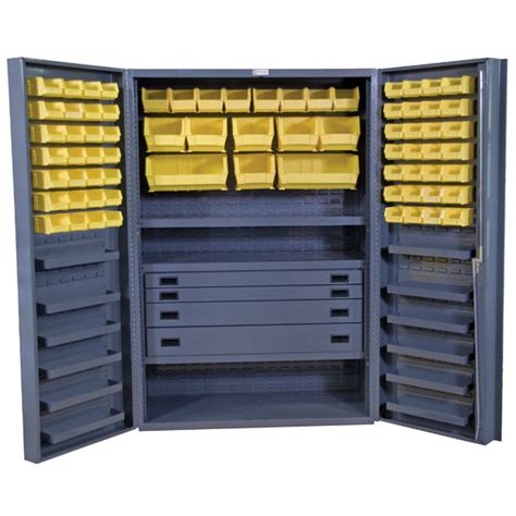 Industrial Storage Cabinets Industrial Furniture Shop Equipment Hy Tek Material Handling Inc