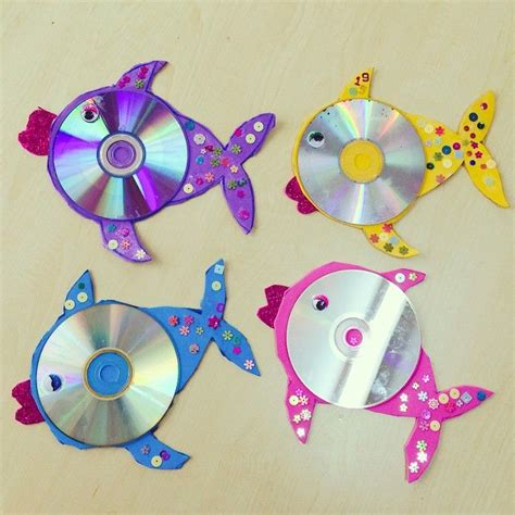 cd crafts for 25 best ideas about cd fish crafts on cd
