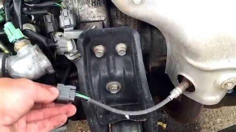 1996 honda accord o2 oxygen sensor replacement
