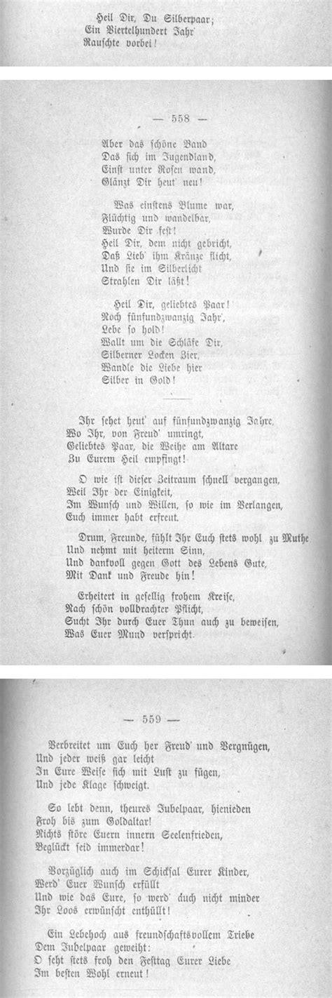 wandle silber silberhochzeit gedichte