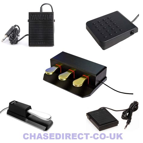 Yamaha Foot Switch Keyboard Sustain Pedal Fc4 Fc 4 sustain der pedal foot switch casio yamaha korg roland