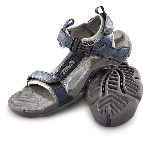 mens teva boots s teva 174 open toachi sandals blue 155607 sandals