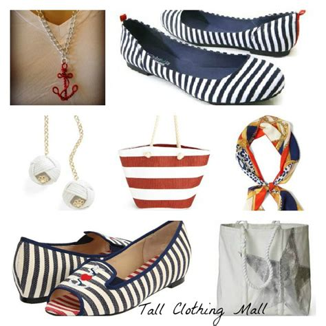 nautical themed clothing accessories image gallery nautical accessories for women