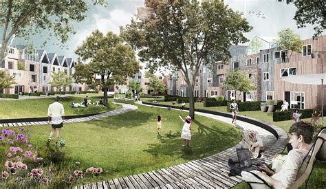 The Shared Patio delva landscape architects created a community oasis for the city of utrecht the garden by
