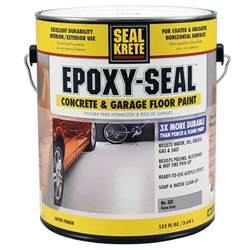 seal krete epoxy seal slate gray 922 1 gal concrete and