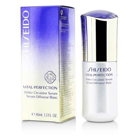 Shiseido Vital Perfection shiseido new zealand vital perfection white circulator