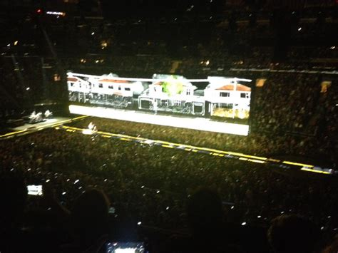 U2 At Square Garden by U2 At Square Garden Saturday July 18th 2015