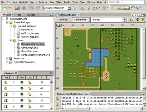 3d Home Builder netbeans ide java me and embedded