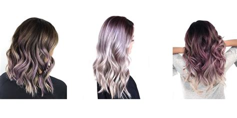 color melt hair learn more about the color melting hair color trend matrix