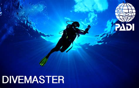 padi dive master padi courses sundivers mauritius