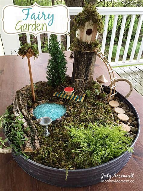 diy miniature fairy garden ideas  bring magic