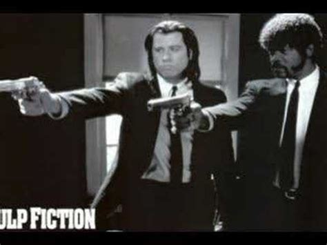 theme song pulp fiction pulp fiction theme surf rider cinema music mainly