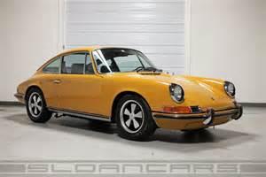 Porsche 911s 1969 1969 Porsche 911 Partsopen