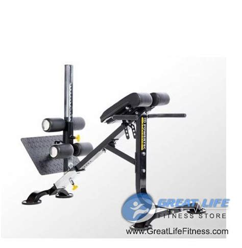 life fitness hyperextension bench powertec 2016 dual hyperextension crunch strength