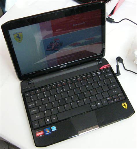 Hp Acer Ferari acer one f200 ultraportable 11 6 pouces sous amd congo pris en vid 233 o laptopspirit
