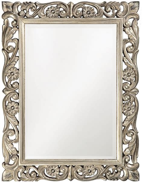 Tozai Home Decor by Howard Elliott 2113 Chateau Traditional Rectangular Mirror