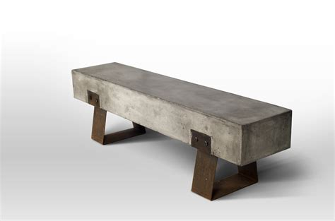 cement tables and benches concrete garden furniture dubai la veranda