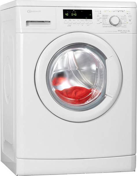 Waschmaschine Bauknecht by Bauknecht Waschmaschine Eco 7615 A 7 Kg 1600 U